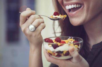 Aliments bon pour les dents