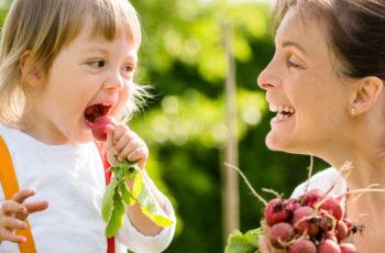 5 raisons de jardiner pour manger santé