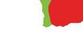 Logo 30 ans - Blanc