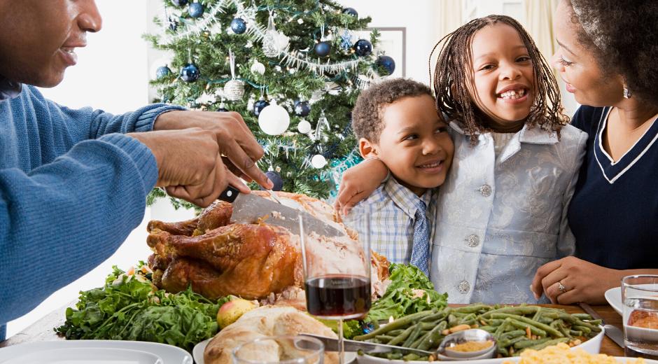 5 astuces pour manger sainement pendant le temps des fêtes