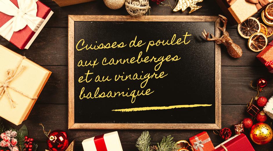 Astuce n ° 2 pour manger sainement : Ajoutez des canneberges fraîches ou congelées à vos recettes du temps des fêtes