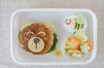 Lunch santé - Retour à l'école - Fortin Poirier
